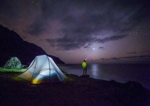 Licht aus: Was kann am Nachthimmel beobachtet werden?