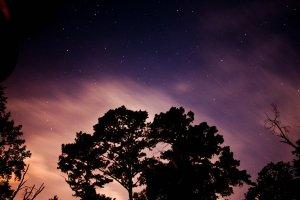 Blick zum Sternenhimmel: Auch mit kleinen Instrumenten gibt es viel zu entdecken
