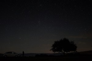 Erlebnis Sternenhimmel: Himmelsbeobachtung ohne Teleskop oder mit dem Fernglas